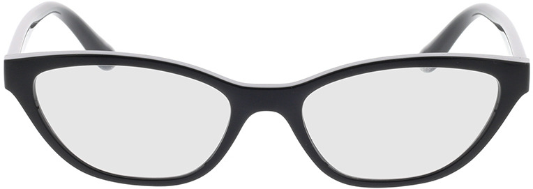 Picture of glasses model Vogue VO5309 W44 52-17 in angle 0