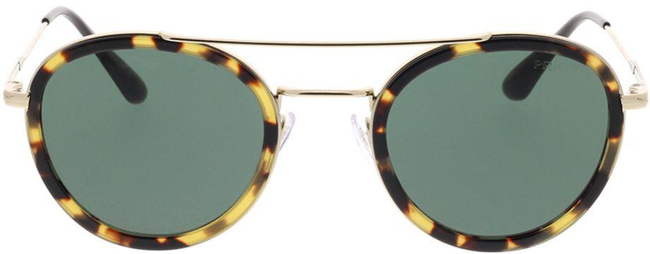 Picture of glasses model Prada PR 56XS 02A728 49-24 in angle 0