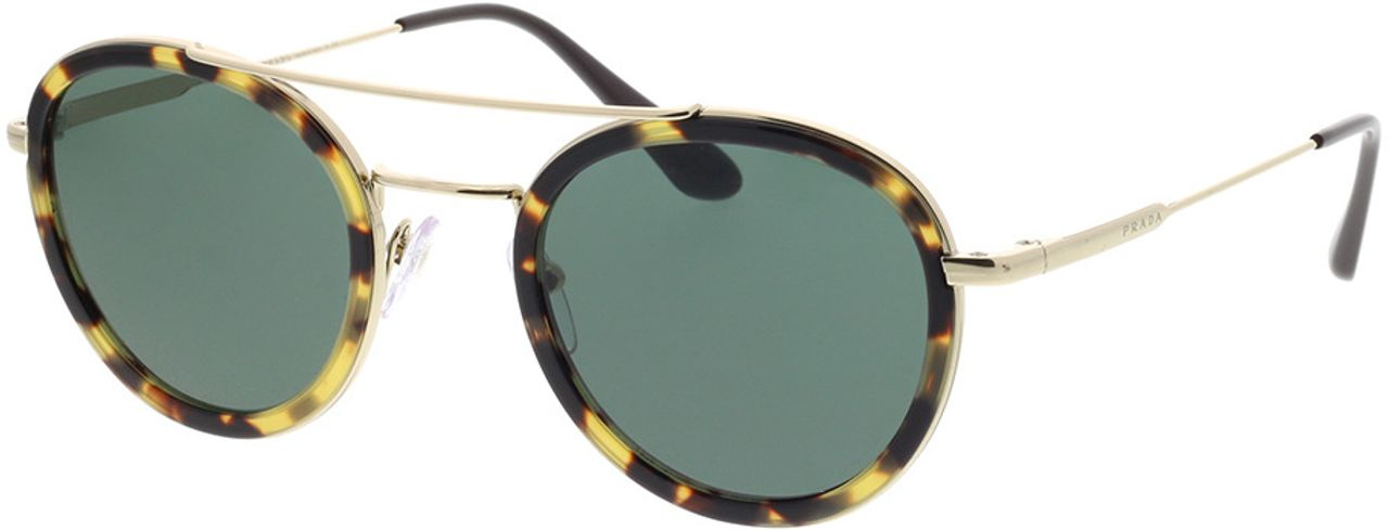 Picture of glasses model Prada PR 56XS 02A728 49-24 in angle 330