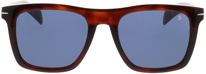 Picture of glasses model David Beckham DB 7000/S WR9 51-20 in angle 0
