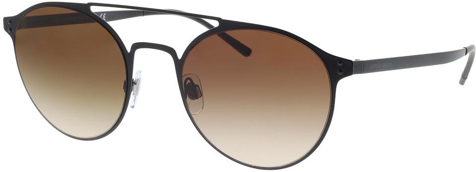 Picture of glasses model Giorgio Armani AR6089 300113 54-22 in angle 330