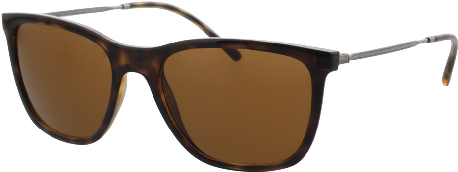 Picture of glasses model Ray-Ban RB4344 710/33 56-19 in angle 330