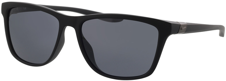 Picture of glasses model Nike NIKE CITY ICON DJ0890 010 56-16 in angle 330