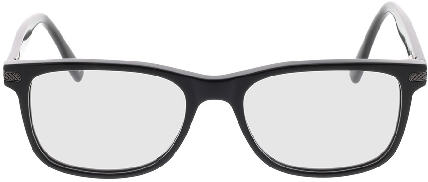Picture of glasses model Lacoste L2841 001 55-18 in angle 0