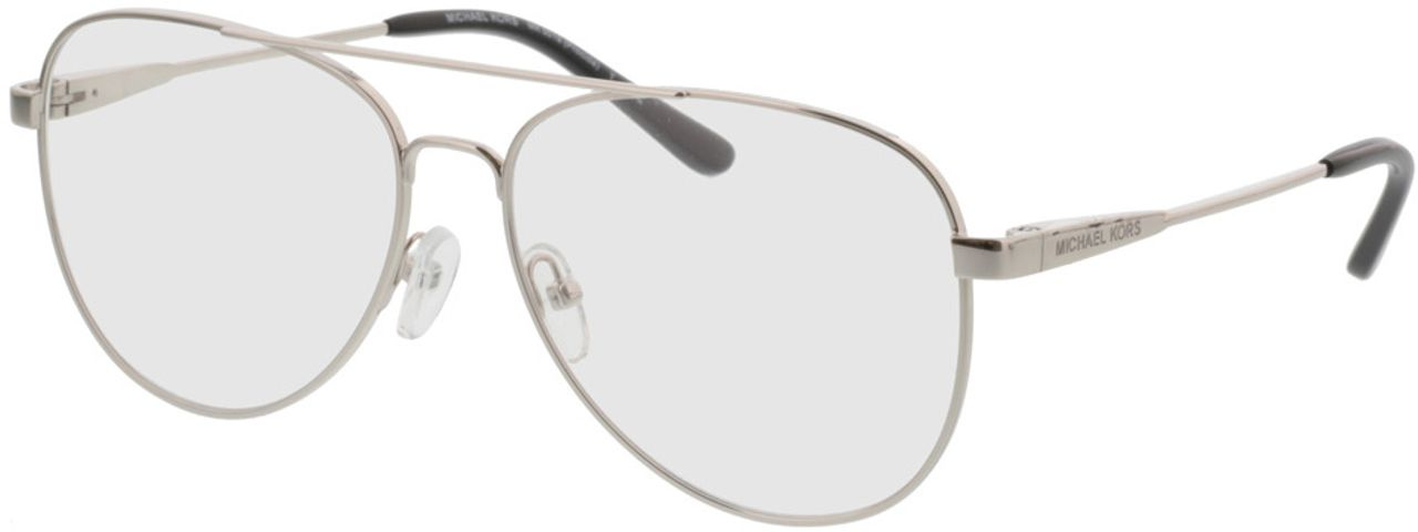 Picture of glasses model Michael Kors Procida MK3019 1118 56-14 in angle 330