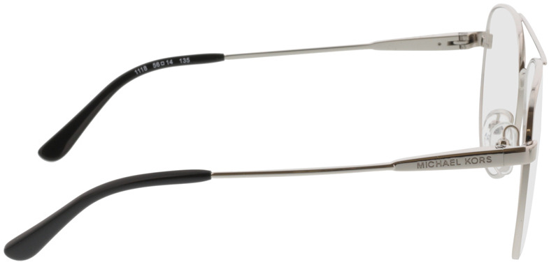 Picture of glasses model Michael Kors Procida MK3019 1118 56-14 in angle 90