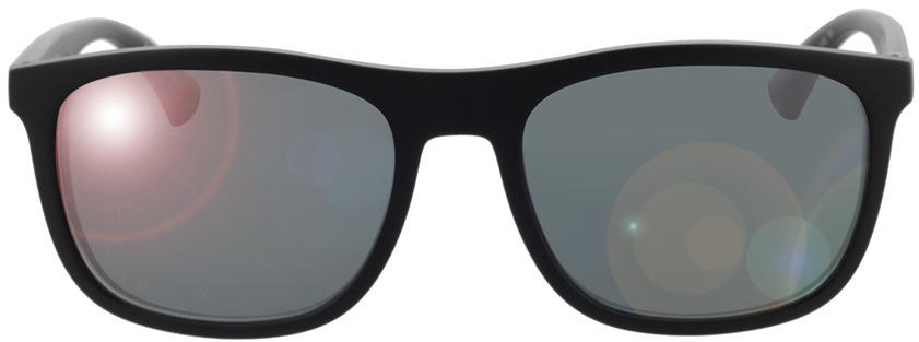 Picture of glasses model Emporio Armani EA4158 58696G 57-19 in angle 0