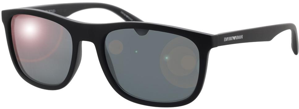 Picture of glasses model Emporio Armani EA4158 58696G 57-19 in angle 330