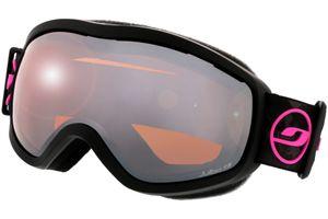 Skibrille Ekinox (Polar) schwarz marmoriert L