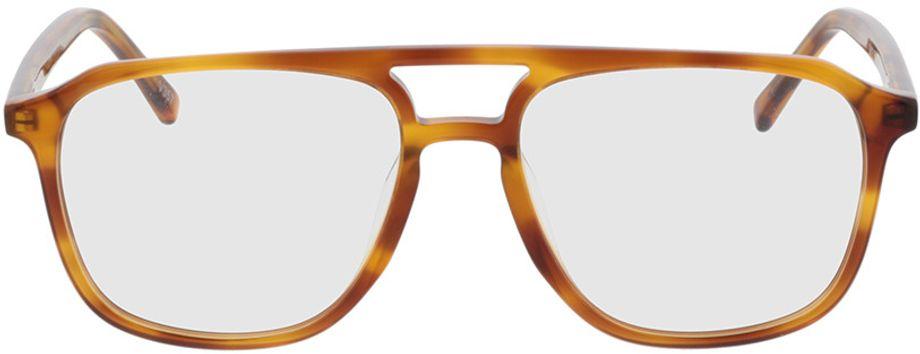 Picture of glasses model Costa-honig havana in angle 0