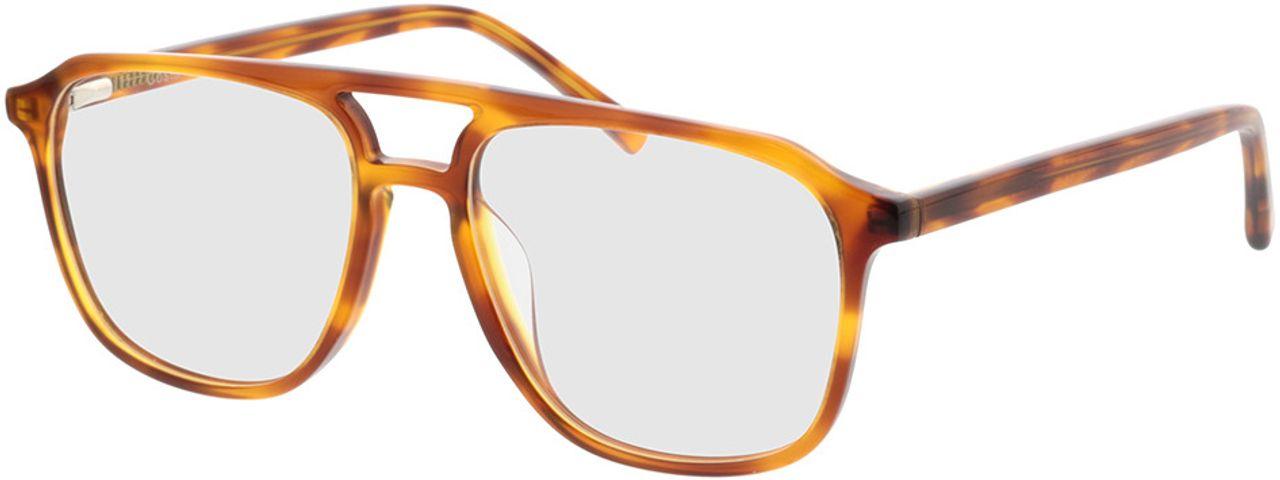 Picture of glasses model Costa-honig havana in angle 330