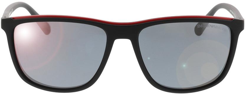 Picture of glasses model Emporio Armani EA4109 50426G 57-17 in angle 0