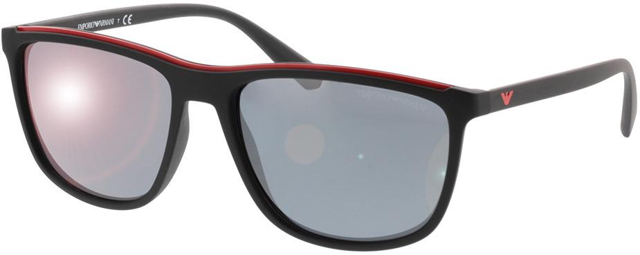 Picture of glasses model Emporio Armani EA4109 50426G 57-17 in angle 330