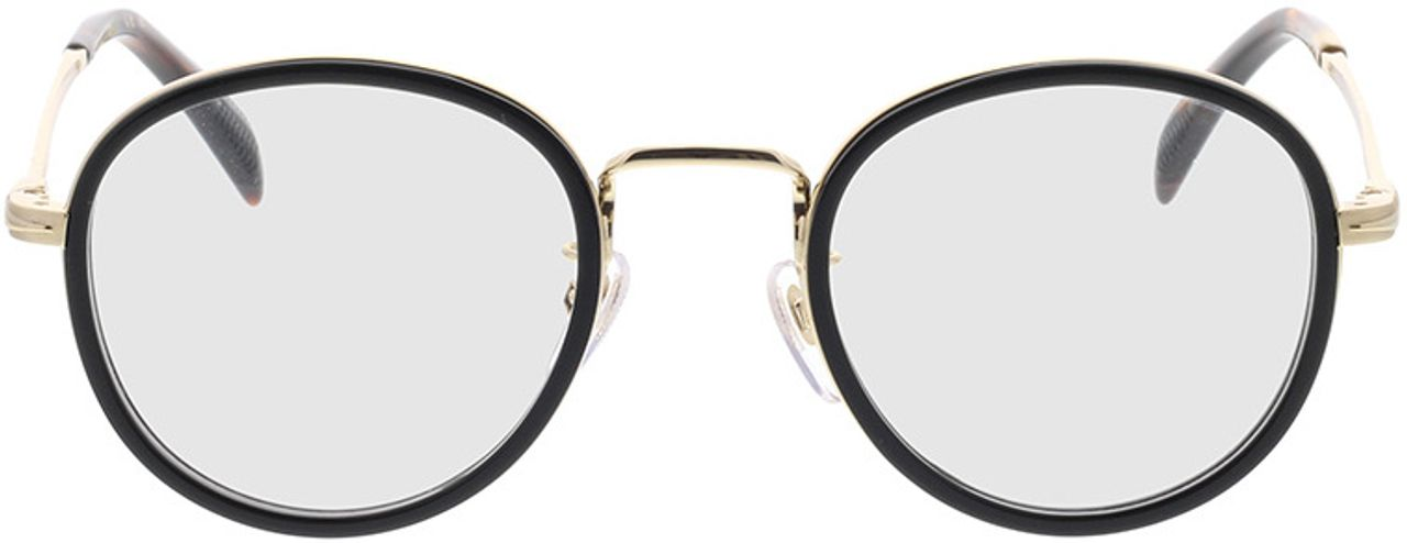 Picture of glasses model David Beckham DB 1013 807 47-23 in angle 0