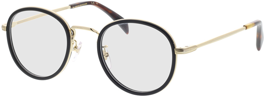 Picture of glasses model David Beckham DB 1013 807 47-23 in angle 330