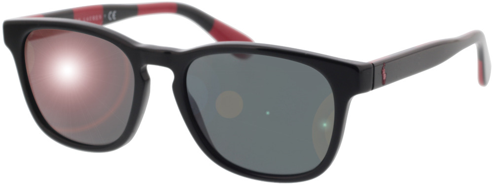 Picture of glasses model Polo Ralph Lauren PH4170 500187 53-18 in angle 330