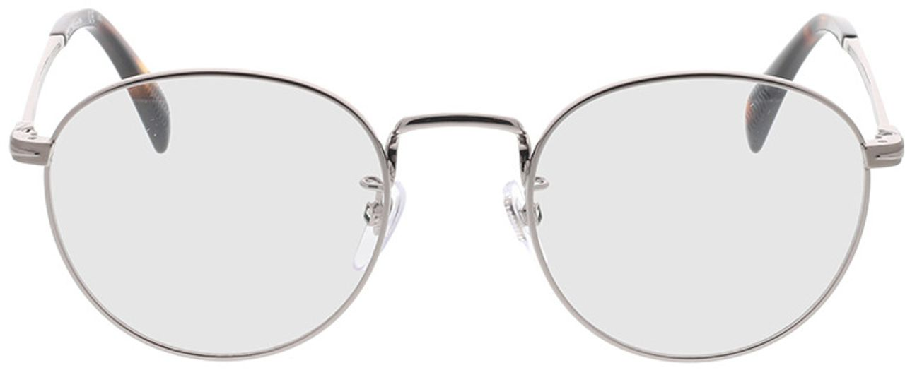 Picture of glasses model David Beckham DB 1015 6LB 50-21 in angle 0