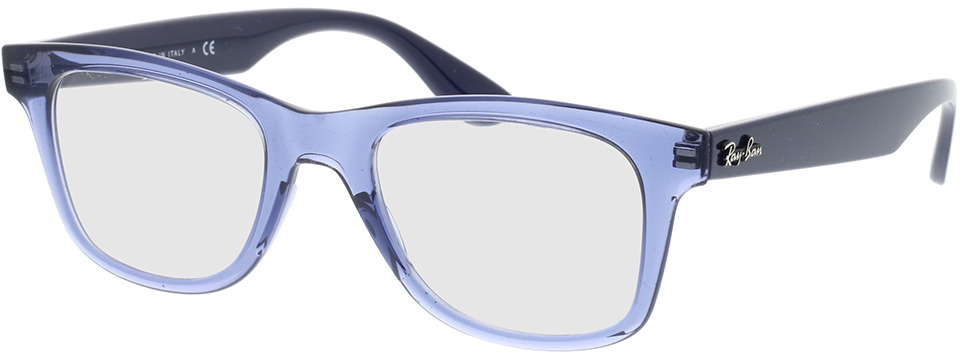 Picture of glasses model Ray-Ban RX4640V 5995 50-20 in angle 330