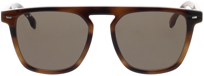 Picture of glasses model Boss BOSS 1127/S 05L 54-18 in angle 0