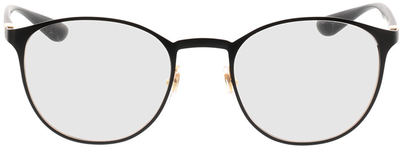 Picture of glasses model Ray-Ban RX6355 2994 50-20 in angle 0