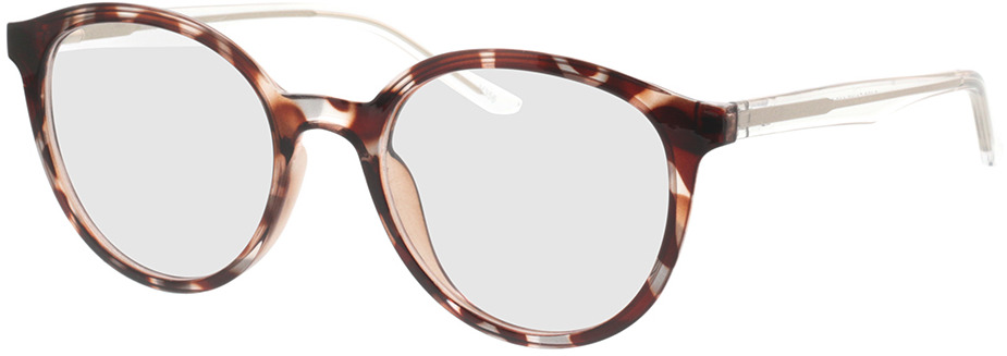 Picture of glasses model Rima-braun/transparent in angle 330