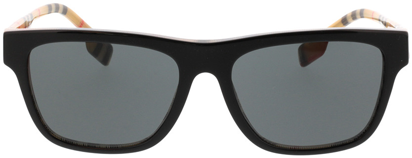 Picture of glasses model Burberry BE4293 380687 56-17 in angle 0