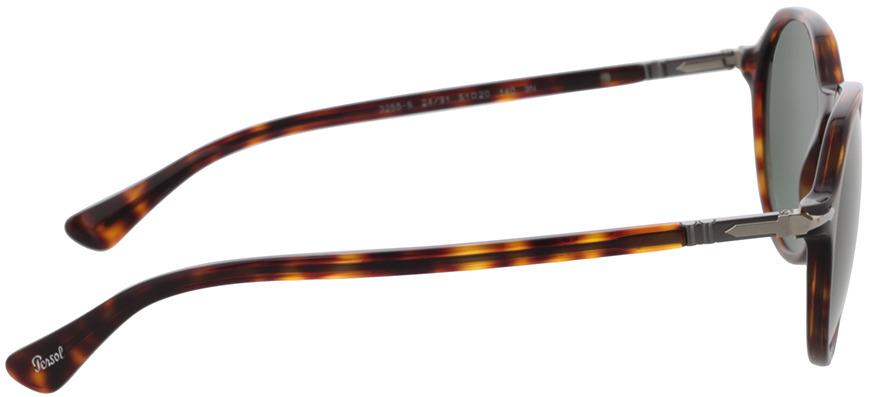 Picture of glasses model Persol PO3255S 24/31 51-20 in angle 90