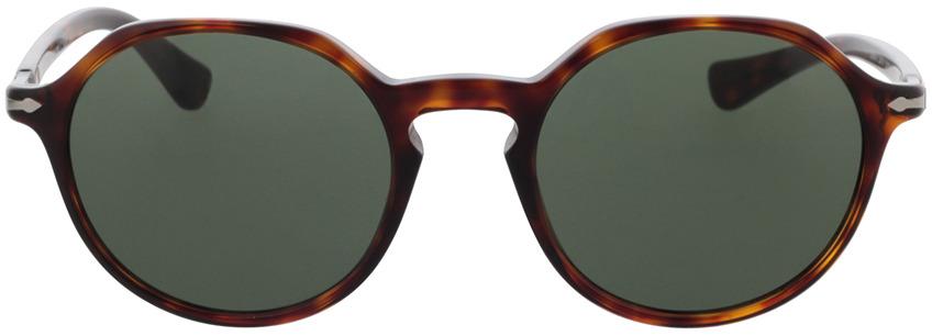 Picture of glasses model Persol PO3255S 24/31 51-20 in angle 0
