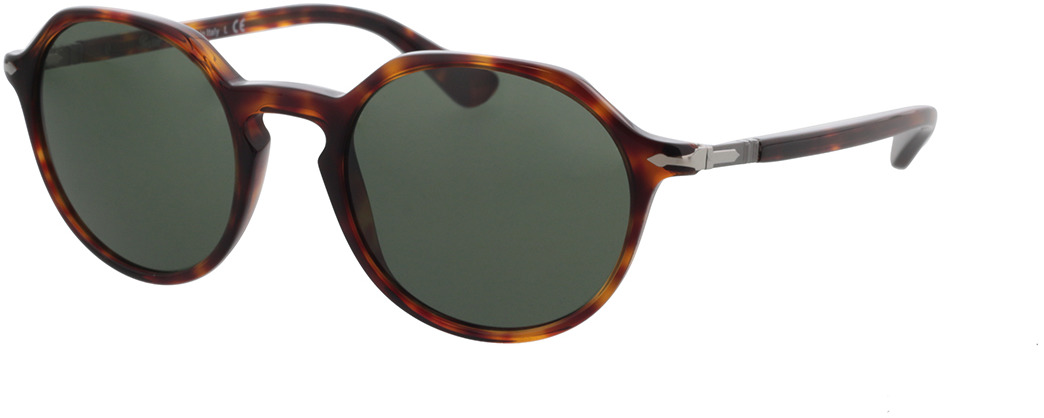 Picture of glasses model Persol PO3255S 24/31 51-20 in angle 330