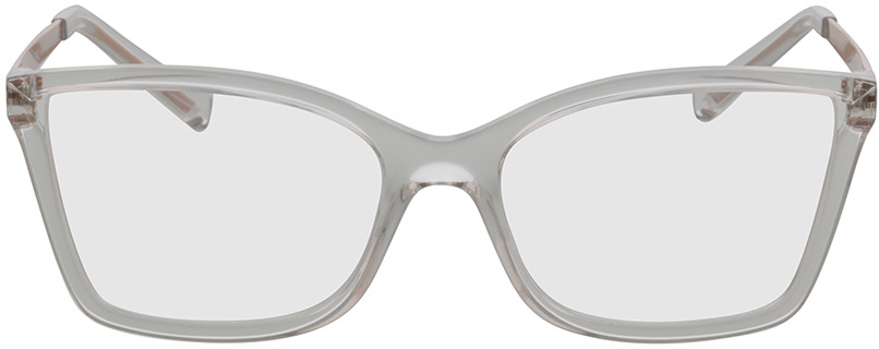 Picture of glasses model Michael Kors Caracas MK4058 3050 54-17 in angle 0