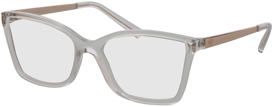 Picture of glasses model Michael Kors Caracas MK4058 3050 54-17 in angle 330