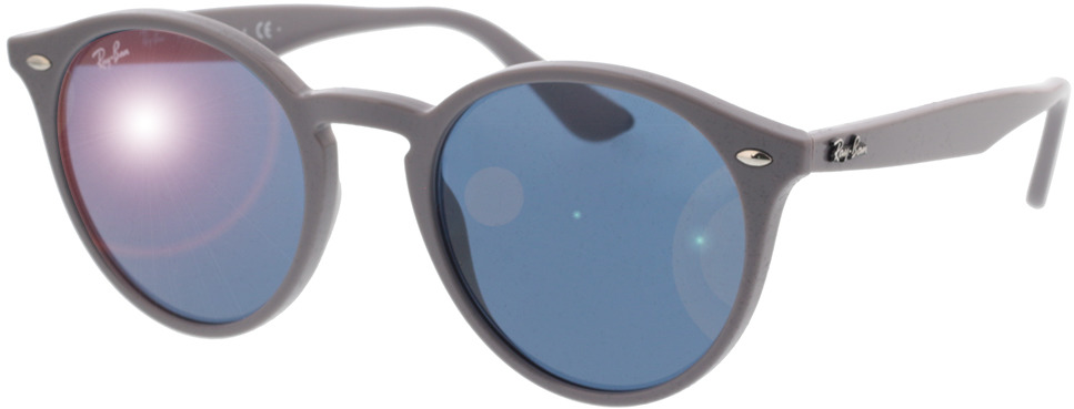 Picture of glasses model Ray-Ban RB2180 657780 51-21 in angle 330