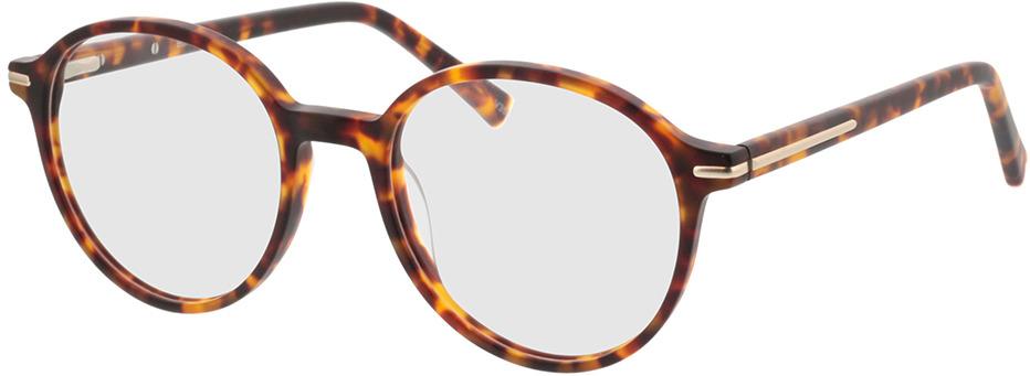Picture of glasses model Borno-matt havana/matt gold in angle 330