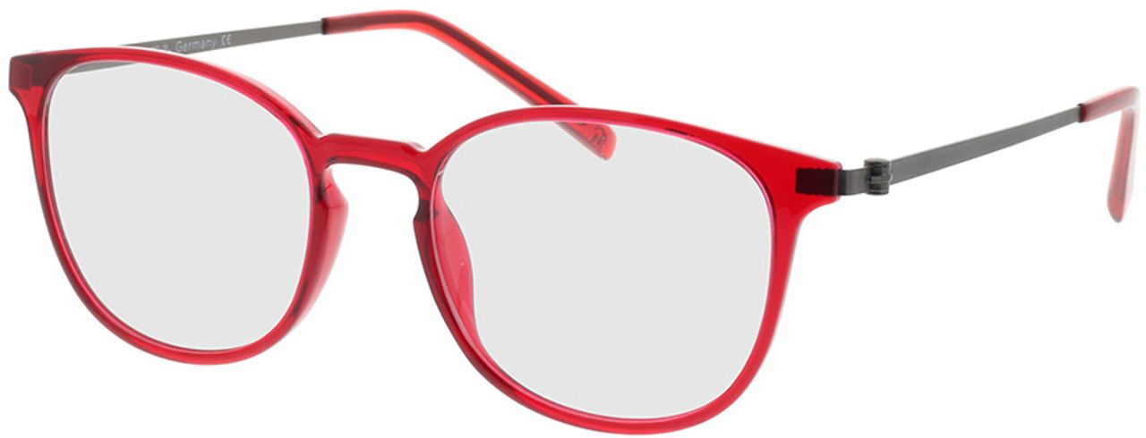 Picture of glasses model Comma, 70109 70 49-18 in angle 330