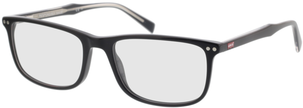 Picture of glasses model Levi's LV 5027 807 56-18 in angle 330