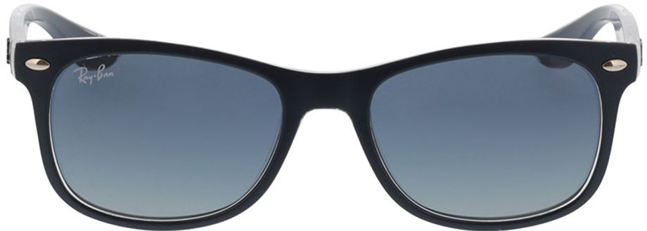 Picture of glasses model Ray-Ban Junior RJ9052S 70234L 48-16 in angle 0