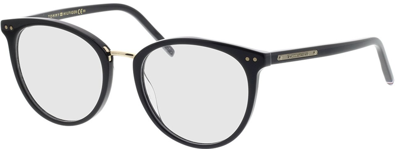 Picture of glasses model Tommy Hilfiger TH 1734 807 50-18 in angle 330