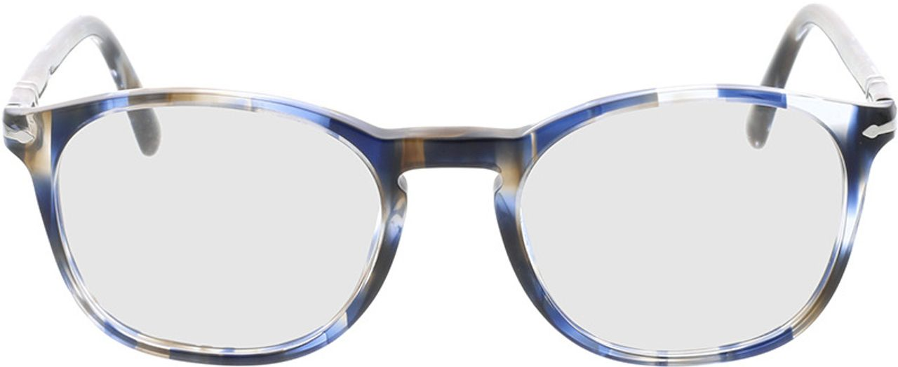 Picture of glasses model Persol PO3007VM 1126 50-19 in angle 0