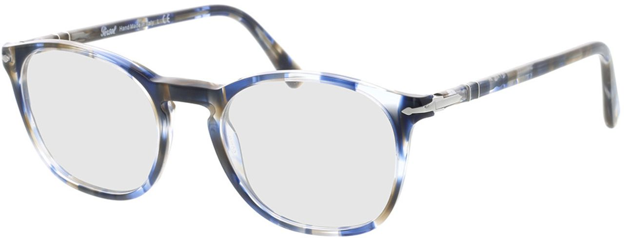 Picture of glasses model Persol PO3007VM 1126 50-19 in angle 330