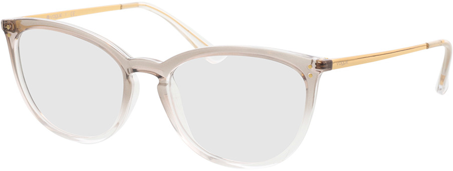 Picture of glasses model Vogue VO5276 2736 53-17 in angle 330