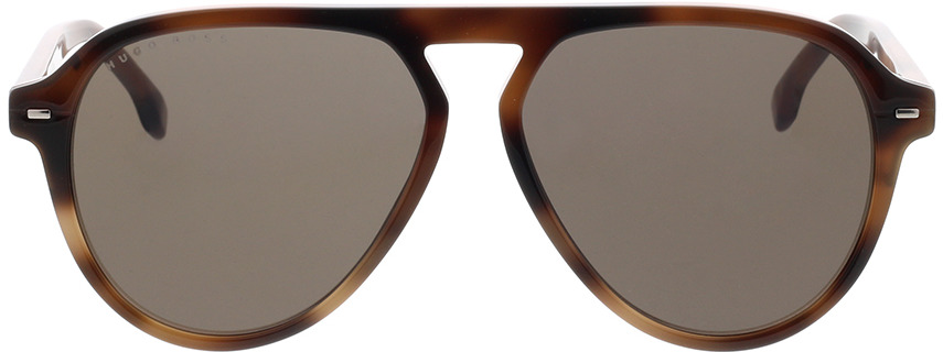 Picture of glasses model Boss BOSS 1126/S 05L 57-14 in angle 0