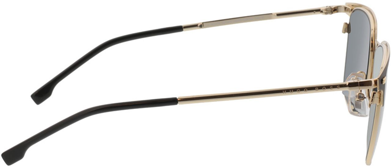 Picture of glasses model Boss BOSS 1019/S I46 54-19 in angle 90