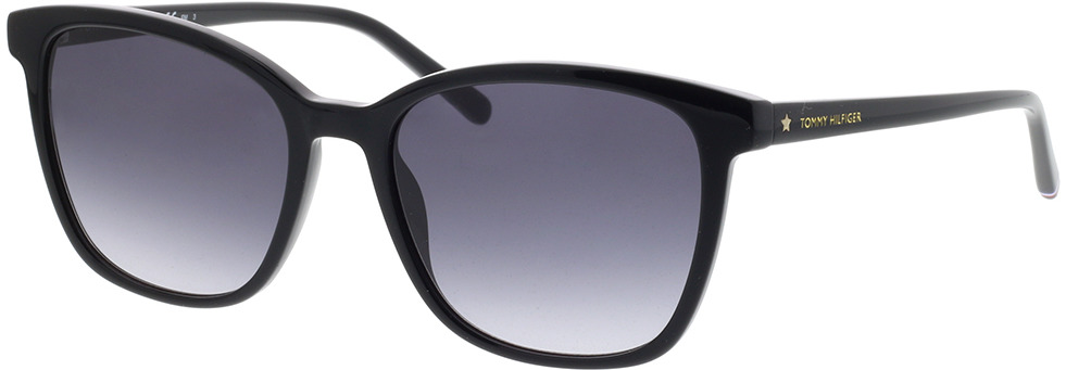 Picture of glasses model Tommy Hilfiger TH 1723/S 807 54-18