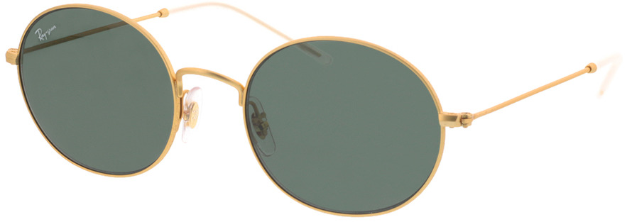 Picture of glasses model Ray-Ban RB3594 901371 53-20 in angle 330