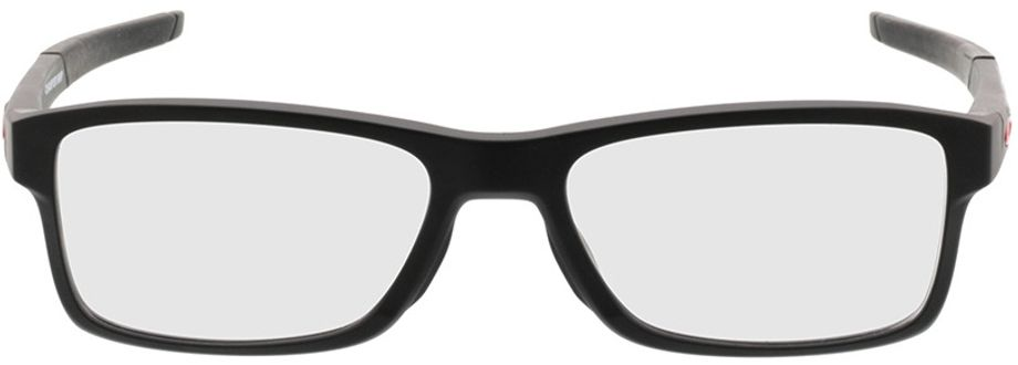 Picture of glasses model Oakley Chamfer MNP OX8089 01 54-17 in angle 0
