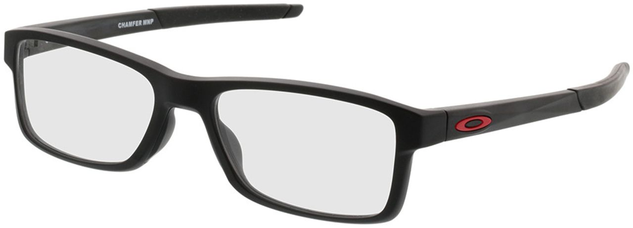 Picture of glasses model Oakley Chamfer MNP OX8089 01 54-17 in angle 330