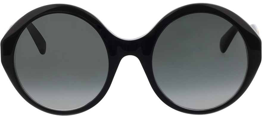 Picture of glasses model Gucci GG0797S-001 54-23 in angle 0