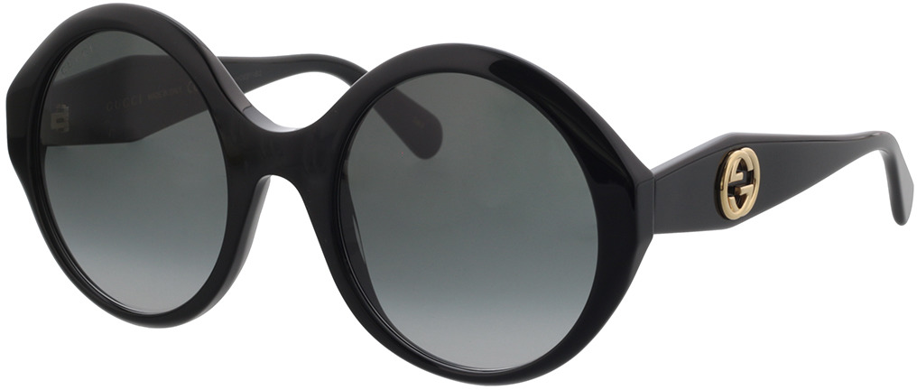 Picture of glasses model Gucci GG0797S-001 54-23