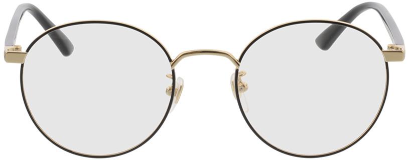 Picture of glasses model Gucci GG0297OK-003 52-21 in angle 0