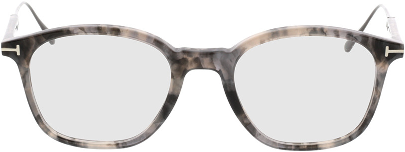 Picture of glasses model Tom Ford FT5484 055 in angle 0